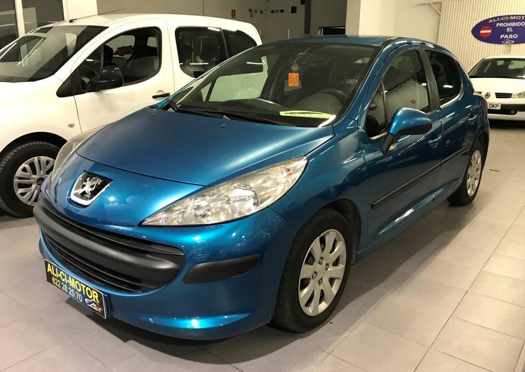 Imagen del vehículo Peugeot 207 de Ali Ci Motor, Cieza, Murcia.