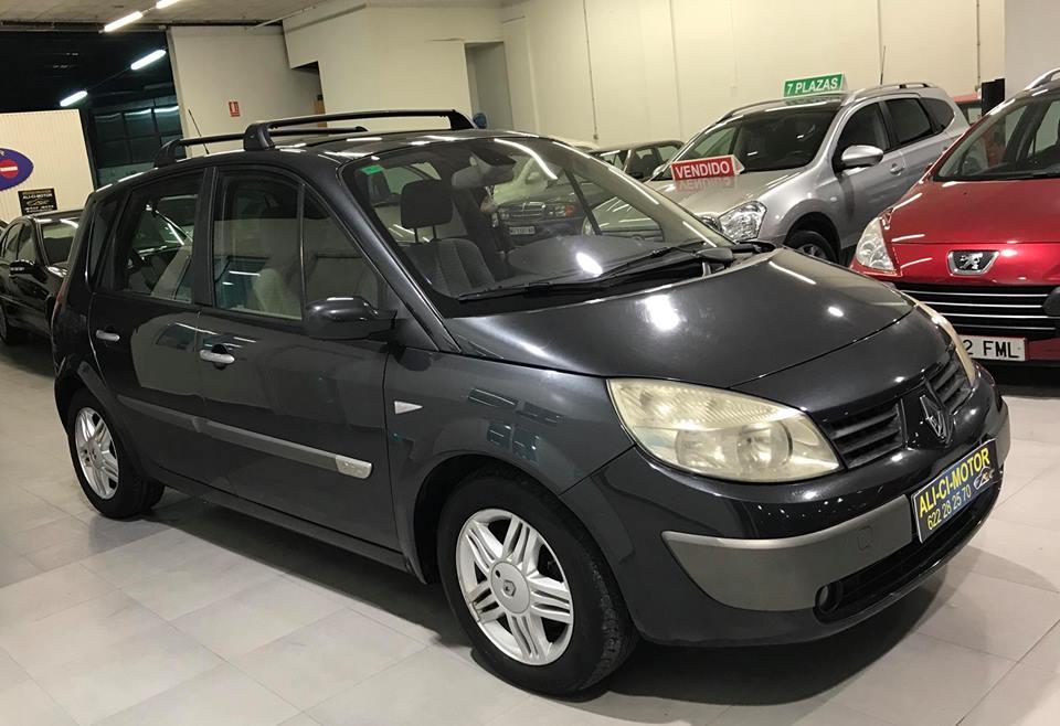 Imagen del coche Renault Scenic de Ali-ci Motor Cieza, Murcia.