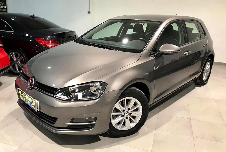 Coche Volkswagen Golf de Ali Ci Motor en Cieza, Murcia.