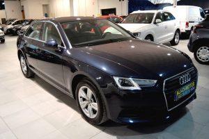 Audi A4 de Ali Ci Motor en Cieza.