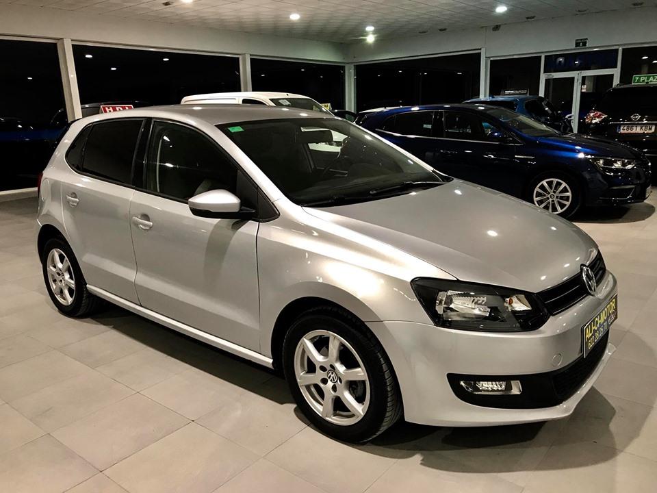 Imagen de nuestro Volkswagen Polo de AliCi Motor en Cieza.