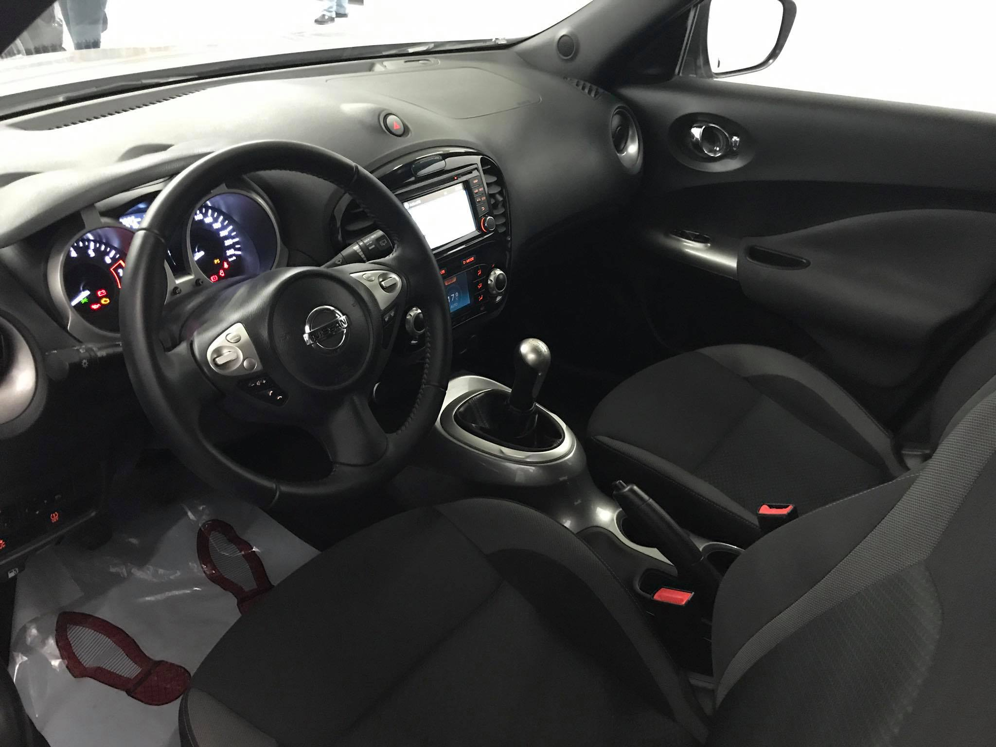 Nissan Juke 'gasolina Km. 0'