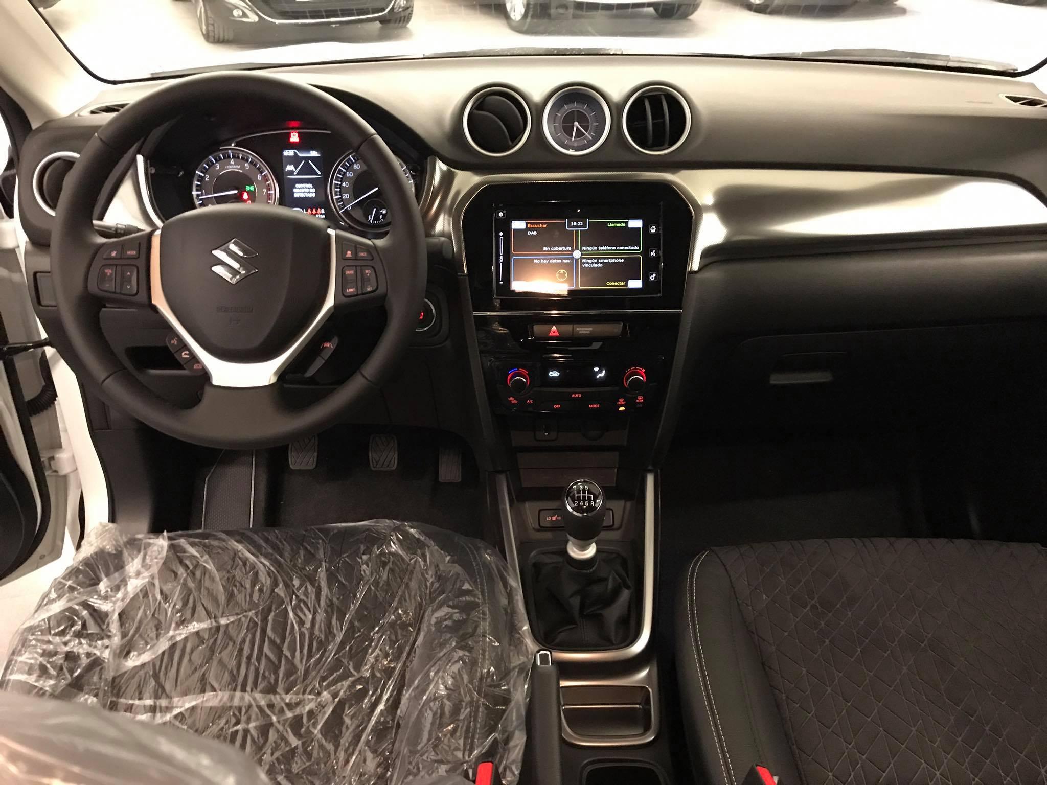 Suzuki Vitara Gasolina GLX 2020