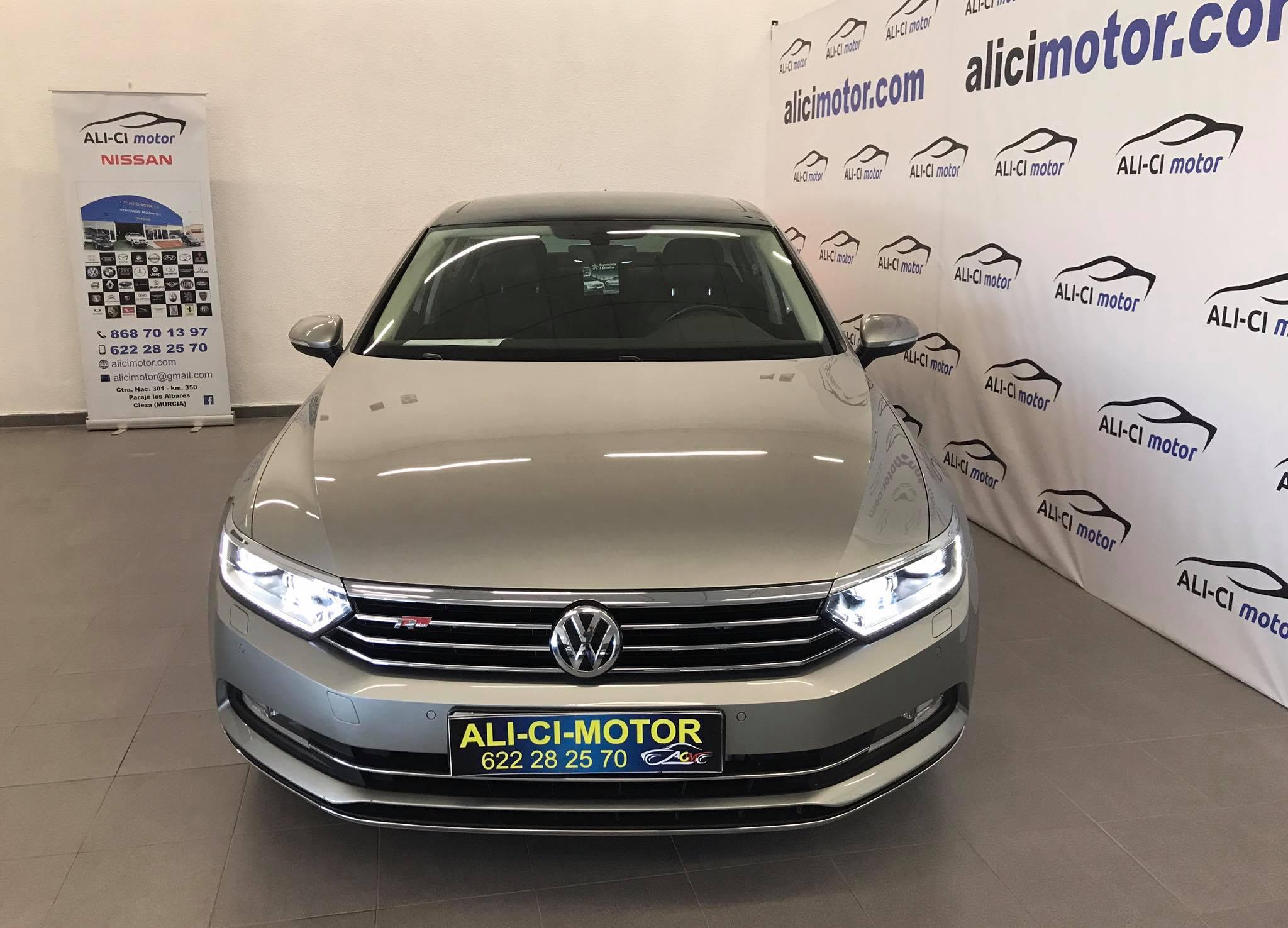 Volkswagen Passat R-Line Bluemotion