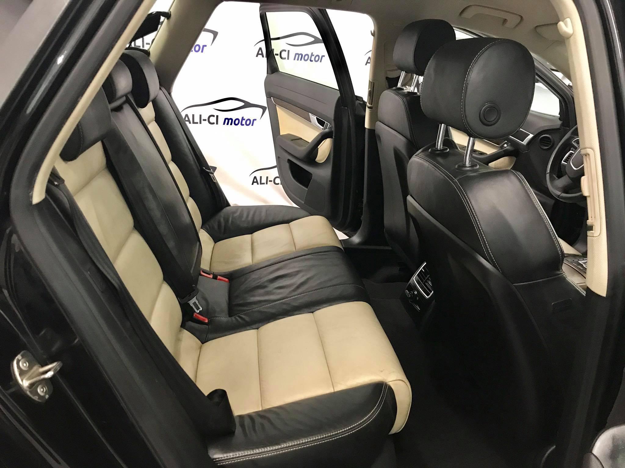 Audi A6 Avant – quattro S-Tronic