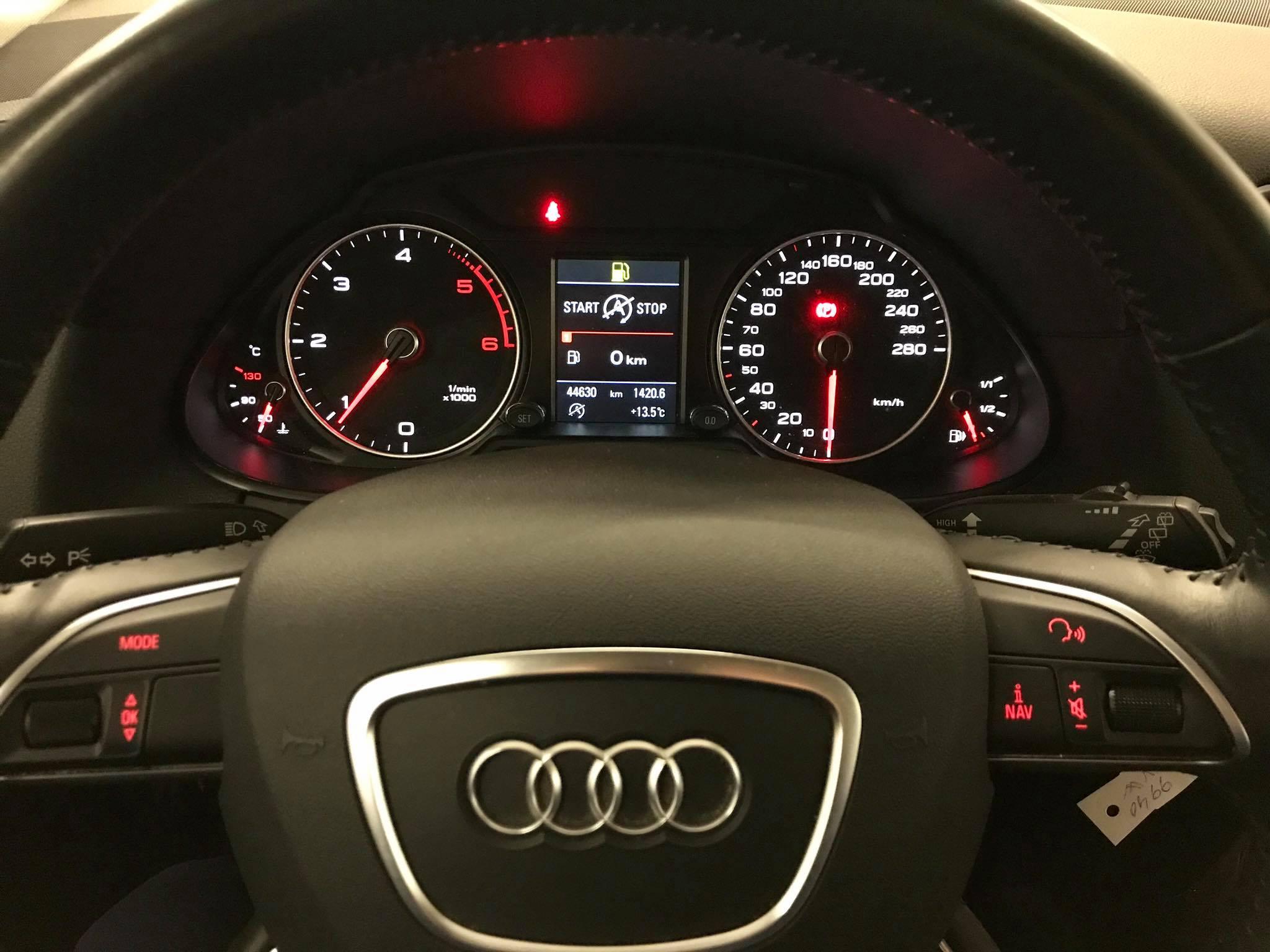 Audi Q5 Ultra
