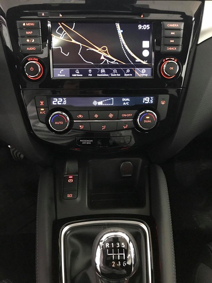Nuevo Nissan Qashqai Q-Line