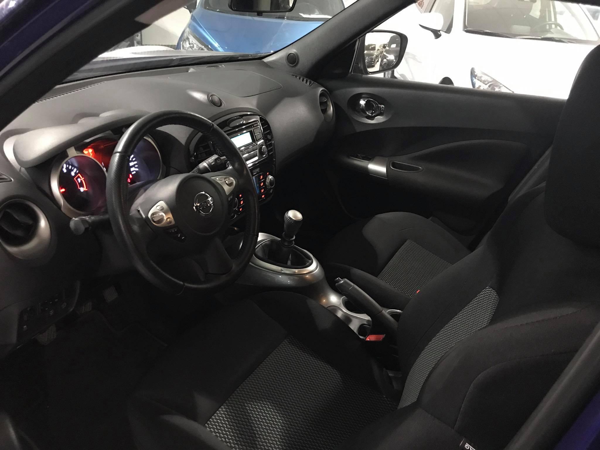 Nissan Juke gasolina