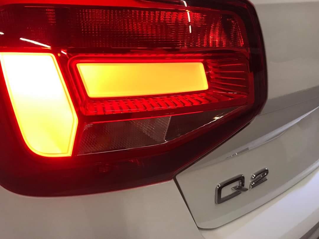 Audi Q2 TFSI