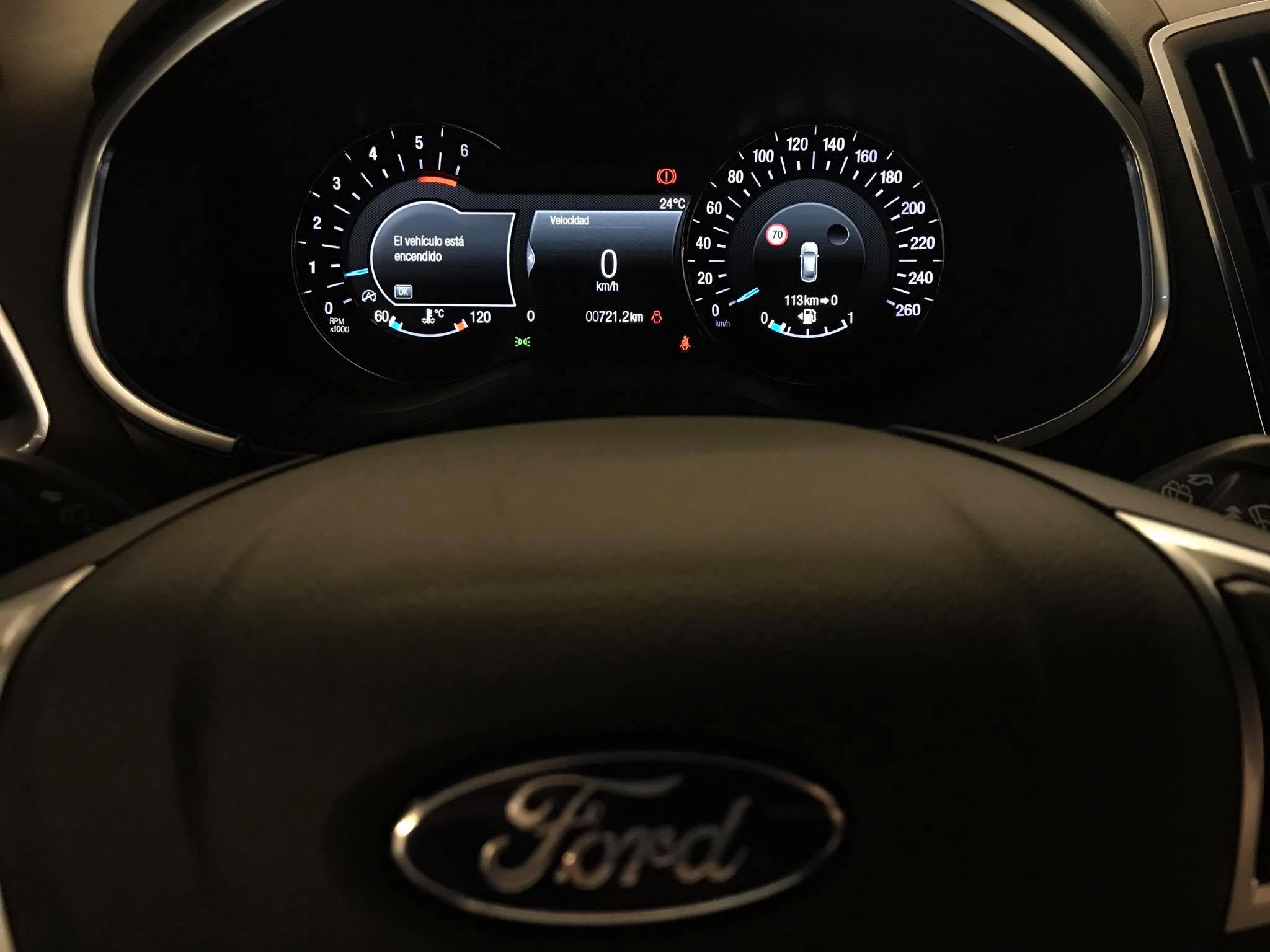 Ford Edge StLine AWD