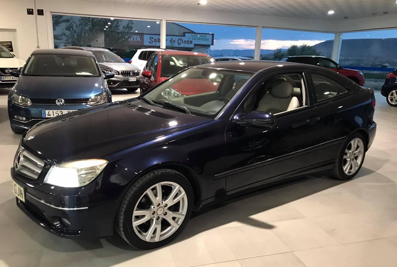 Mercedes CLC220