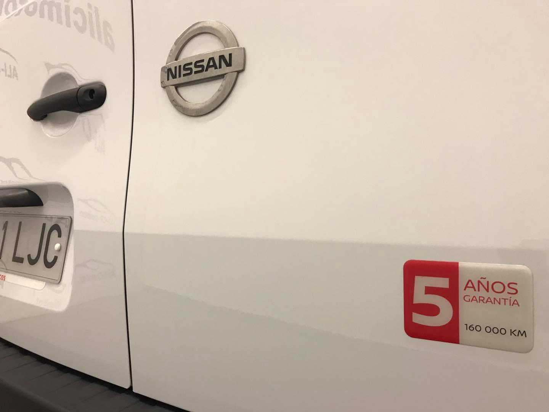 Nissan NV250 industrial