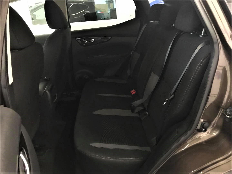 Nissan Qashqai Automático