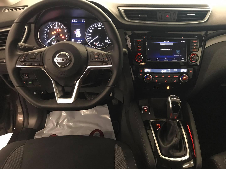 Nissan Qashqai Gasolina Automático