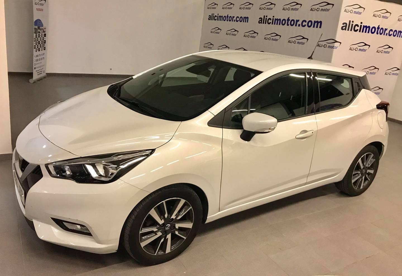 Nissan Micra Diésel