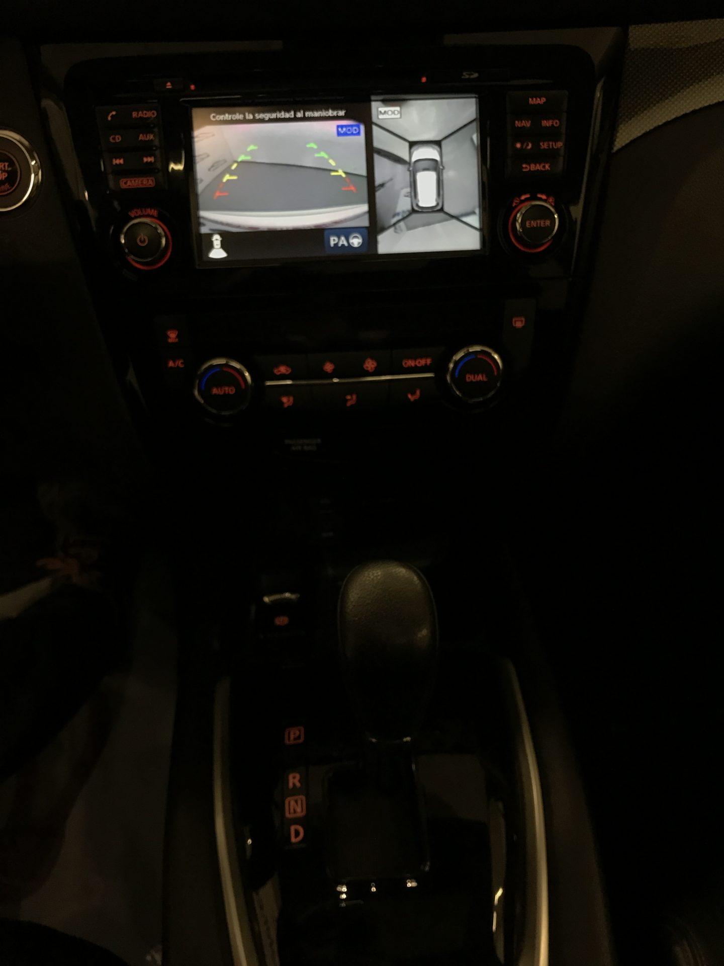Nissan X-Trail 7 Plazas, Automático