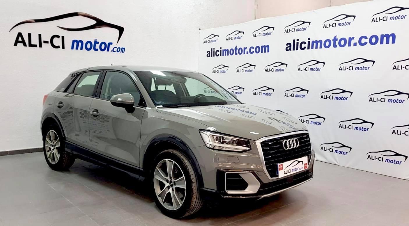 Audi Q2 1.6 Tdi 2018 Ocasión