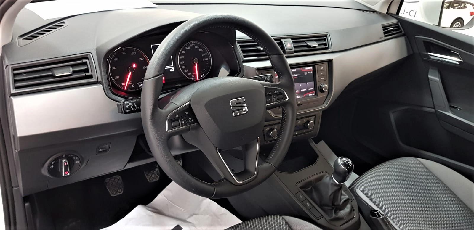 Seat Ibiza Gasolina año 2019, 2 años de garantía
